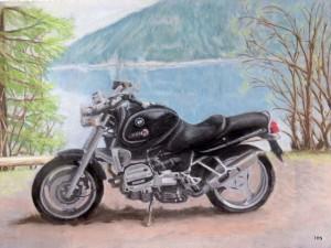 BMW Gemälde